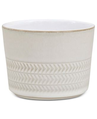 Denby Natural Canvas Stoneware Ramekin/Sugar Bowl