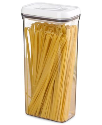 OXO Rectangular Pop Container, 3.4 Qt.