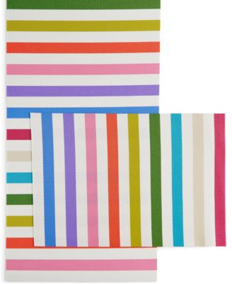 "kate spade new york Gum Drop Runner & Placemat Collection 72"" Table Runner"