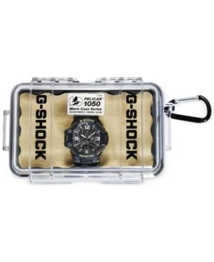 G-Shock Men's Analog-Digital Black Strap Watch Gift Set 51x52mm GA1000-9GHE, Only at Macy's