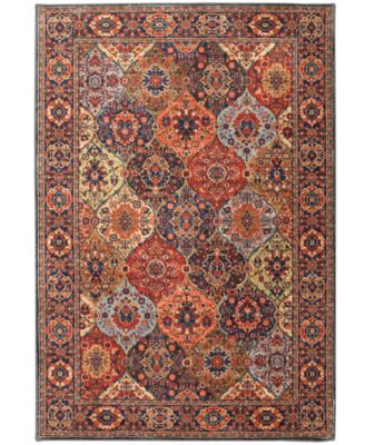 Karastan Spice Market Levant Multi Area Rugs