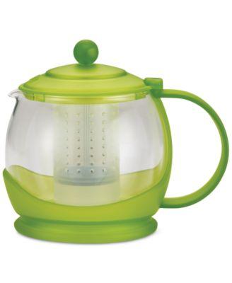 BonJour Prosperity Glass Teapot