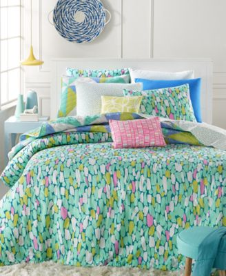 Whim by Martha Stewart Collection Impressions 5-Pc. Full/Queen Comforter Set, Only at Macy's