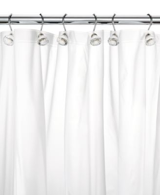 Charter Club Shower Curtain Liner, Only at Macy's