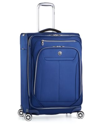"Revo Evolution 25"" Expandable Spinner Suitcase, Only at Macy's"