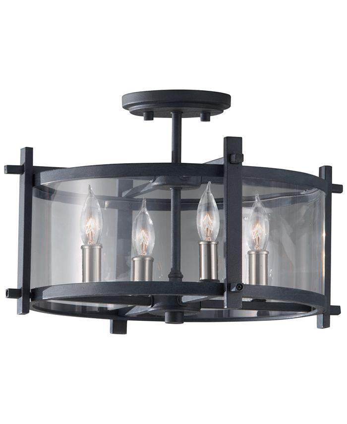 Feiss - 4-Light Ceiling Light