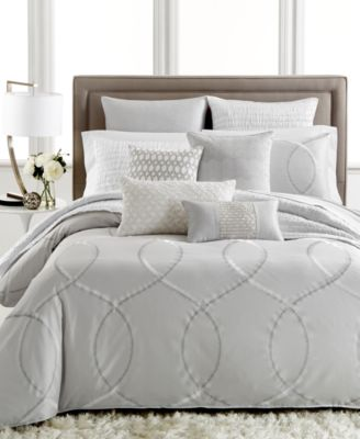 Hotel Collection Finest Crescent Full/Queen Duvet Cover, Only at Macy's