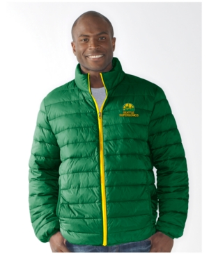 G3 Sports Men's Seattle SuperSonics Packable Quilted Jacket