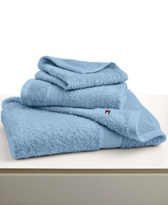 "Tommy Hilfiger All American 13"" x 13"" Washcloth, Only at Macy's"
