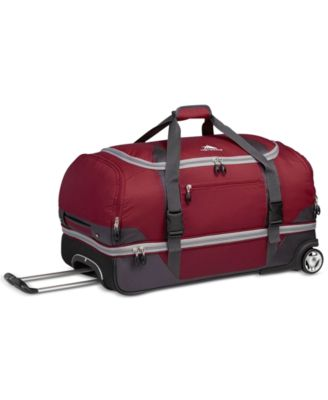"High Sierra Sportour 28"" Rolling Drop Bottom Duffel"