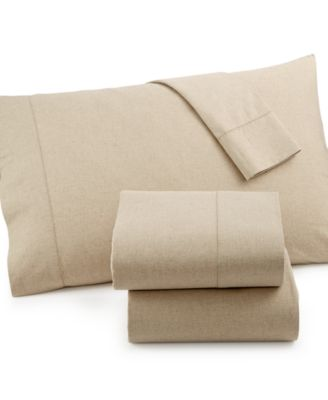 Linen Cotton King Sheet Set