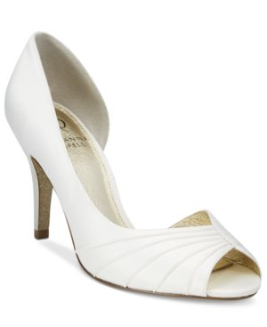 Adrianna Papell Flynn d'Orsay Evening Pumps Women's Shoes