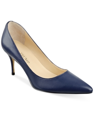 Ivanka Trump Tirra Pointy Toe Pumps Women's Shoes