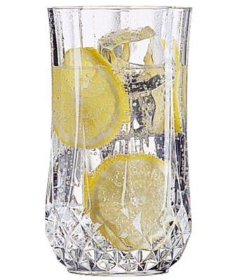 Longchamp Glassware, Set of 4 Diamax Highball Glasses