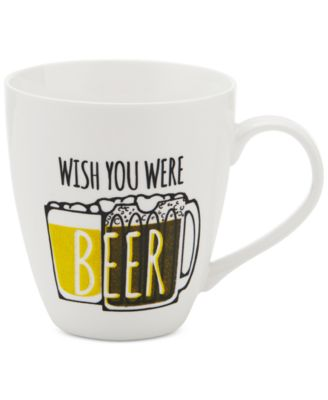 Pfaltzgraff Wish You Were Beer Mug