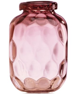 "Lenox Hive Collection 7"" Plum Bottle Vase"