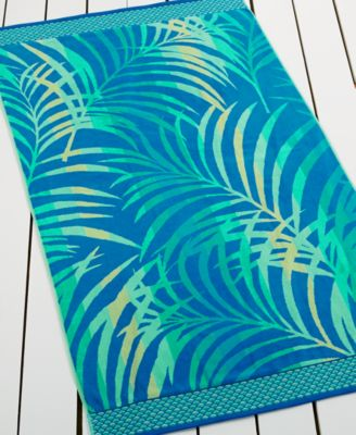 INC International Concepts Grenada Beach Towel, Only at Macy's