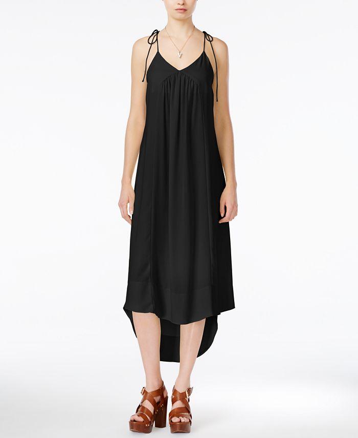 Bar III - Tie-Strap Maxi Dress