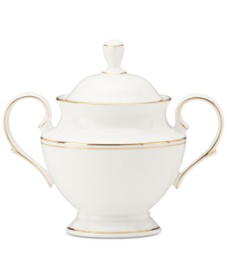 Lenox Federal Gold Collection 2-Pc. Lidded Sugar Bowl