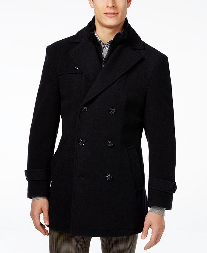 Lauren Ralph Lauren - Coat, Wool Pea Coat