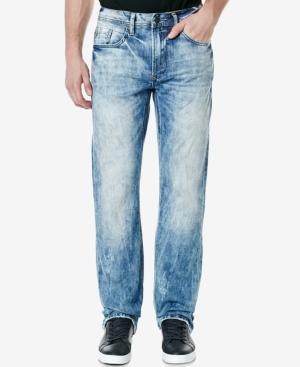Buffalo David Bitton Men's King-x Slim-Fit Bootcut Stretch Jeans
