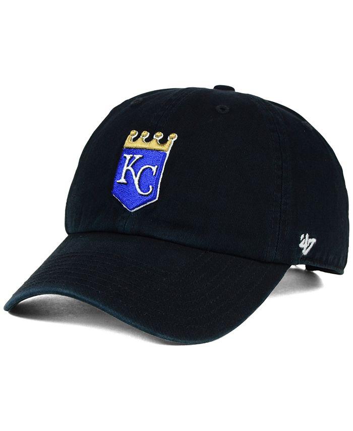 '47 Brand - Kansas City Royals Core Clean Up Cap