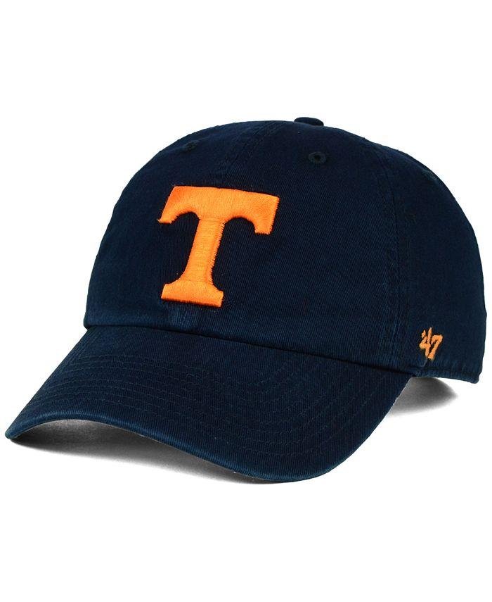 '47 Brand - Tennessee Volunteers Clean Up Cap