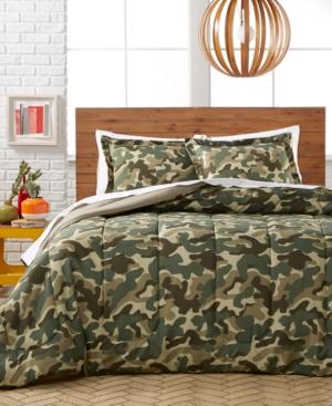 Camo 3-Pc. Comforter Sets