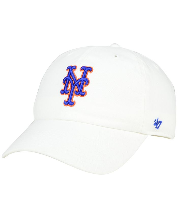'47 Brand - New York Mets Core Clean Up Cap