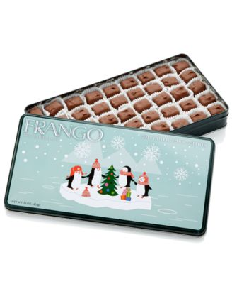 Image of Frango Chocolates, 45-PC Milk Mint Annual Collectible Tin