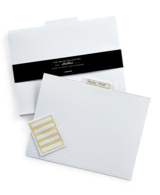 Russell & Hazel 12-Pk. File Folders