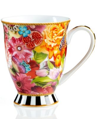 Lenox Melli Mello Eliza Stripe Collection Mug, Exclusively available at Macy's