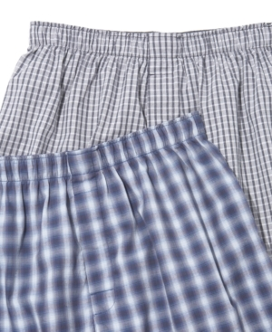 Calvin Klein Classic Woven Relaxed Fit Boxer U1147