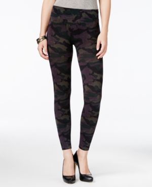 First Looks Camo Seamless Leggings