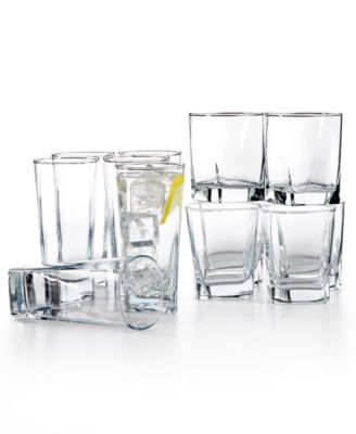 The Cellar Camden 12-Pc. Glassware Set, Only at Macy's