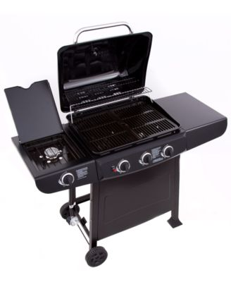 Char-Broil 36K BTU Gas Grill with Side Burners