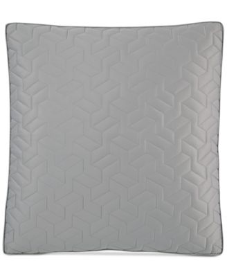 Hotel Collection Cubist Quilted European Sham, Only at Macy's