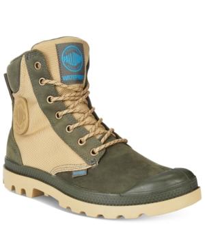 Palladium Pampa Sport Cuff Waterproof Boots Men's Shoes