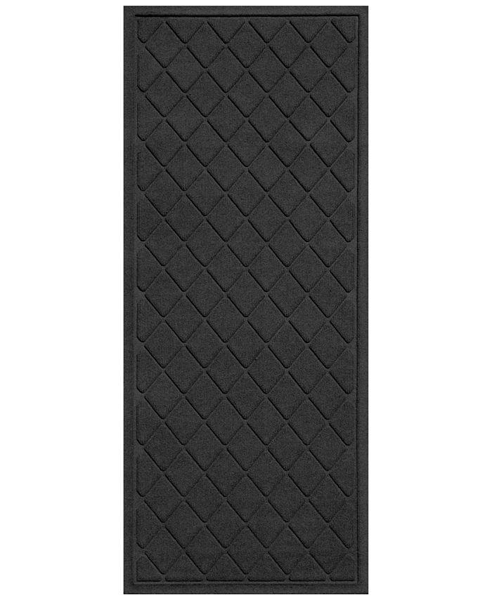 """Bungalow Flooring - Water Guard Argyle 22""""x60"""" Doormat"""