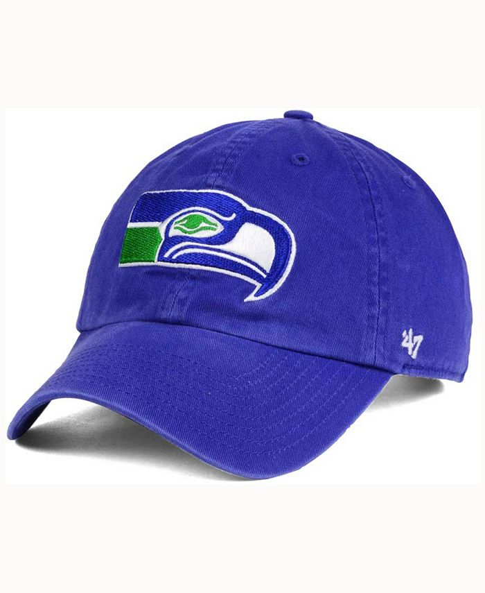 '47 Brand - Seattle Seahawks Clean-Up Cap