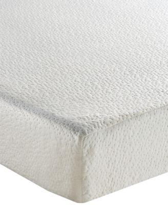 "Sleep Trends Ladan King 8"" Cool Gel Memory Foam Firm Tight Top Mattress, Direct Ship"