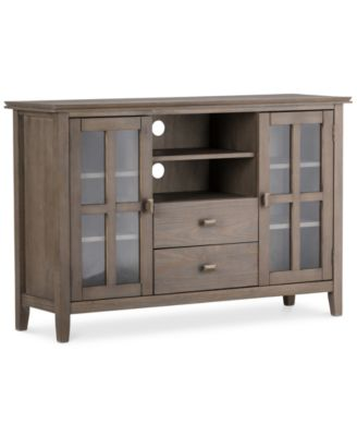 Bellevue Tall TV Stand, Direct Ship