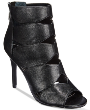 Charles by Charles David Reform Cutout Dress Booties Women's Shoes