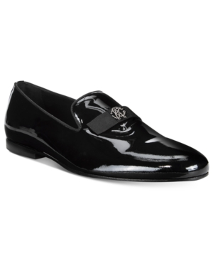 Roberto Cavalli Men's London Patent Loafers Men's Shoes