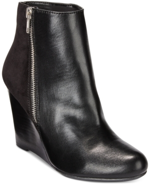 Report Russi Wedge Booties Women's Shoes