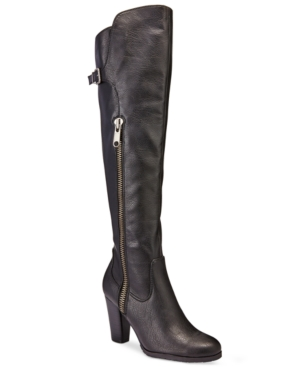 Rialto Violet Over-The-Knee Dress Boots Women's Shoes