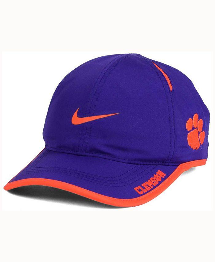 Nike - Clemson Tigers Featherlight Cap