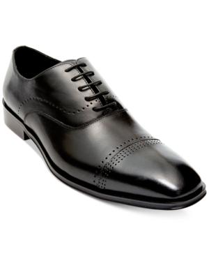 Steve Madden Men's Duron Cap-Toe Dress Oxfords Men's Shoes