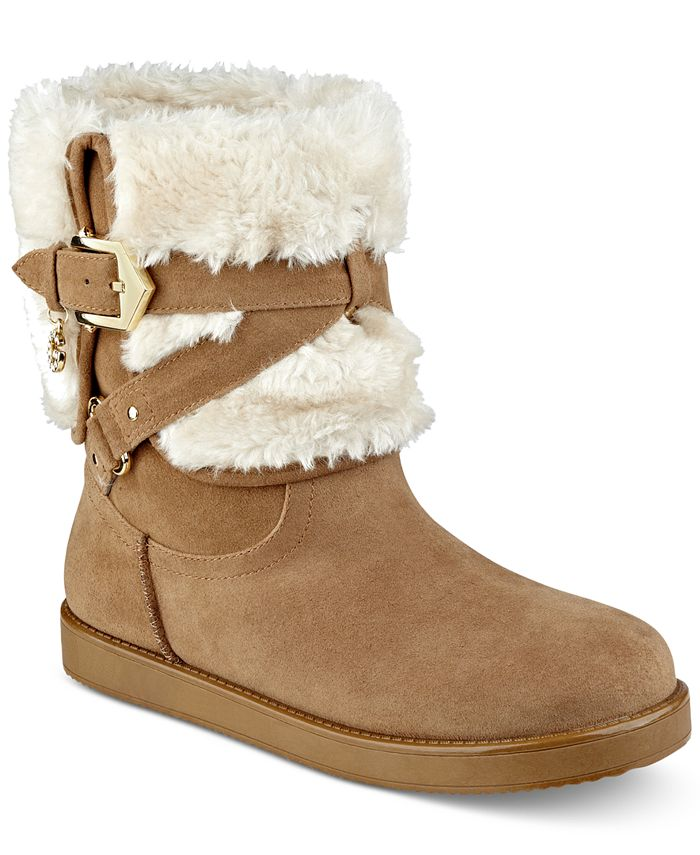 G by GUESS - Alixa Cold-Weather Booties