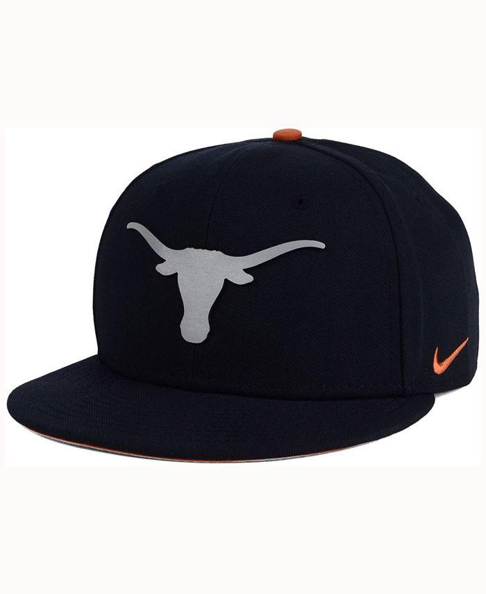 Nike - Texas Longhorns True Reflective Snapback Cap